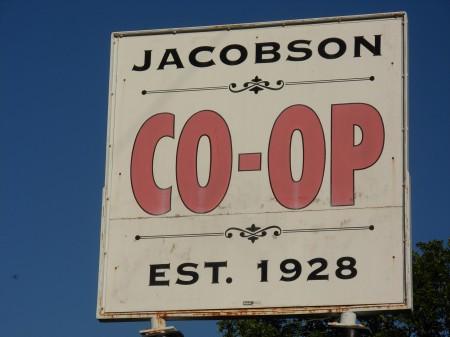 co-op sign