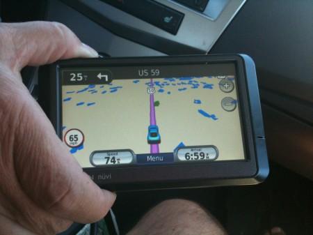 GPS Lakes