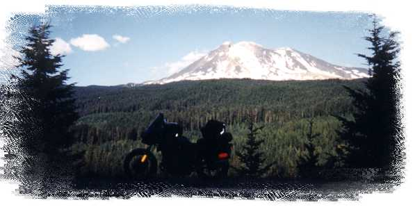 R65 and Mt. St. Helens